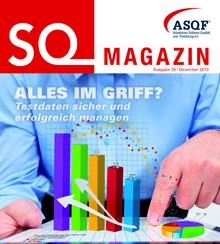 SQ Magazin - Testdatenmanagement